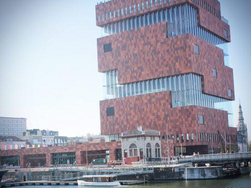 Rondvaarten Eilandje - Boottochten MAS - Antwerpen. Antwerp Boat Tour